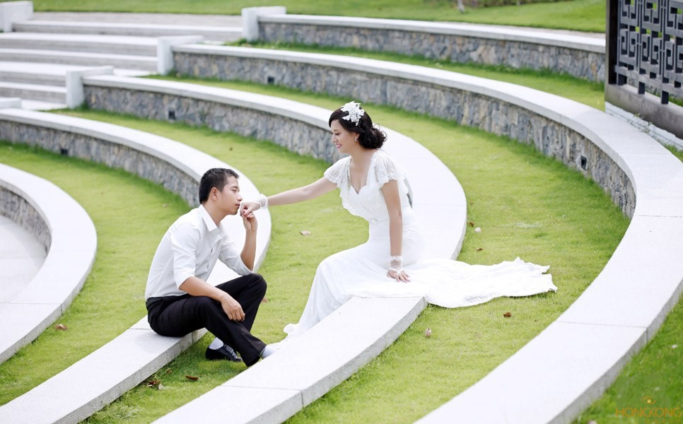 Kết quả hình ảnh cho ảnh cưới tại công viên