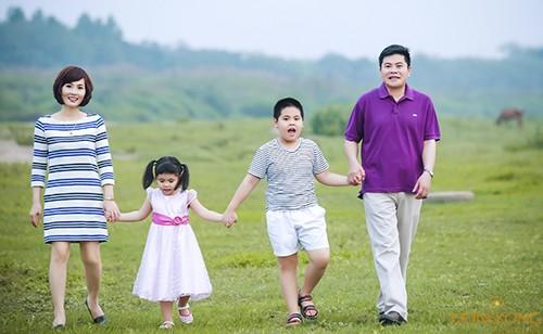 chụp ảnh nghệ thuật gia đình