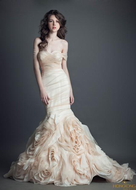 váy cưới 3d