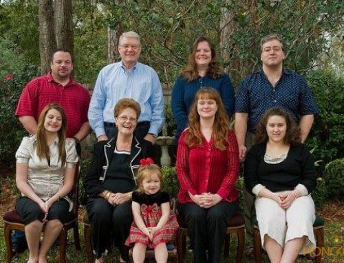 Tổng hợp bí quyết chụp ảnh gia đình đông thành viên phần 2