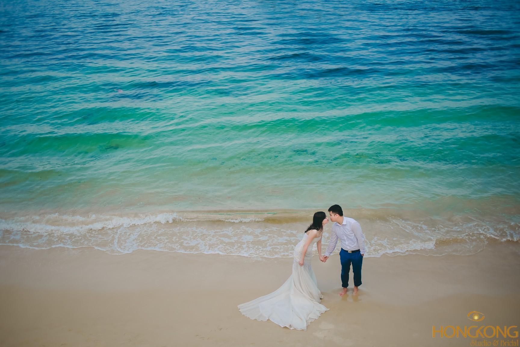 chụp ảnh cưới cù lao chàm
