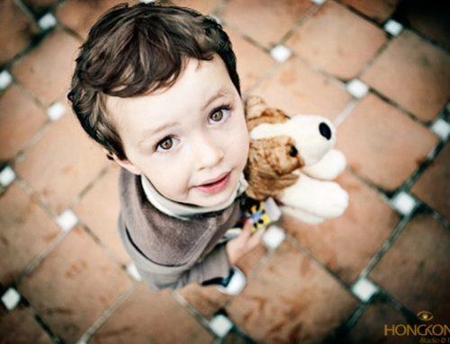 Chụp ảnh chân dung cho bé thế nào cho đẹp? (Phần 1)