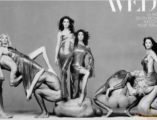 Chụp ảnh thời trang làm nên thương hiệu Versace