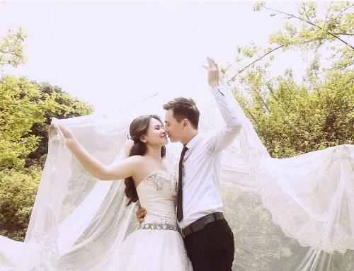 Chụp ảnh cưới giá rẻ đẹp ở tại Hà Nội