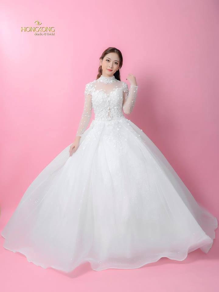Mẫu váy 2018 số 1