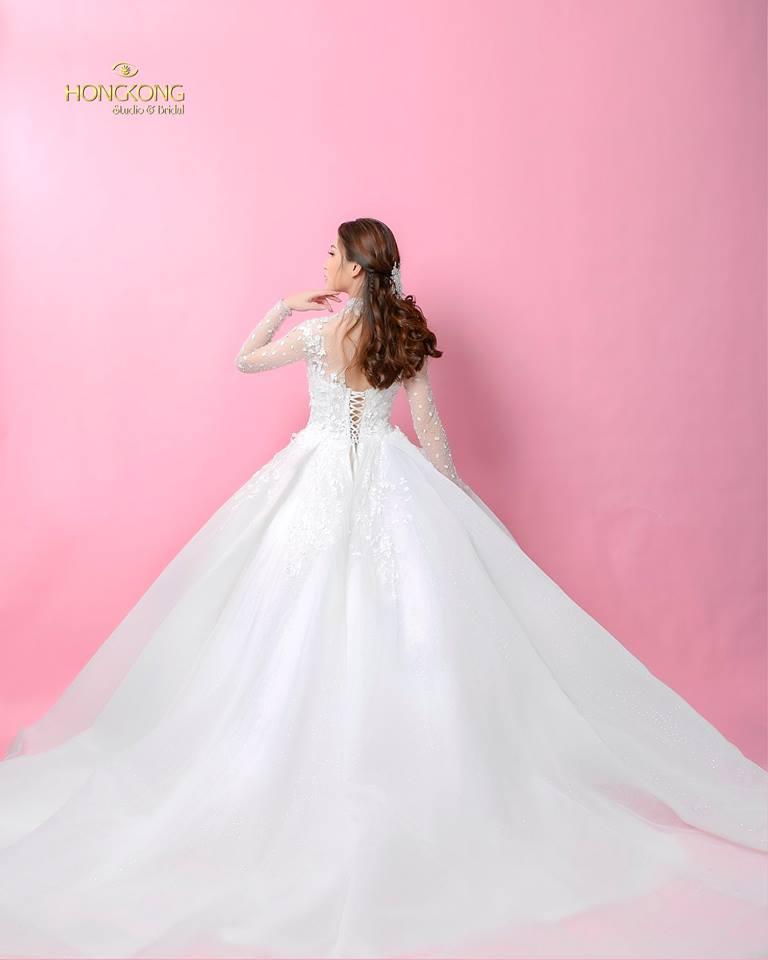 Mẫu váy 2018 số 15