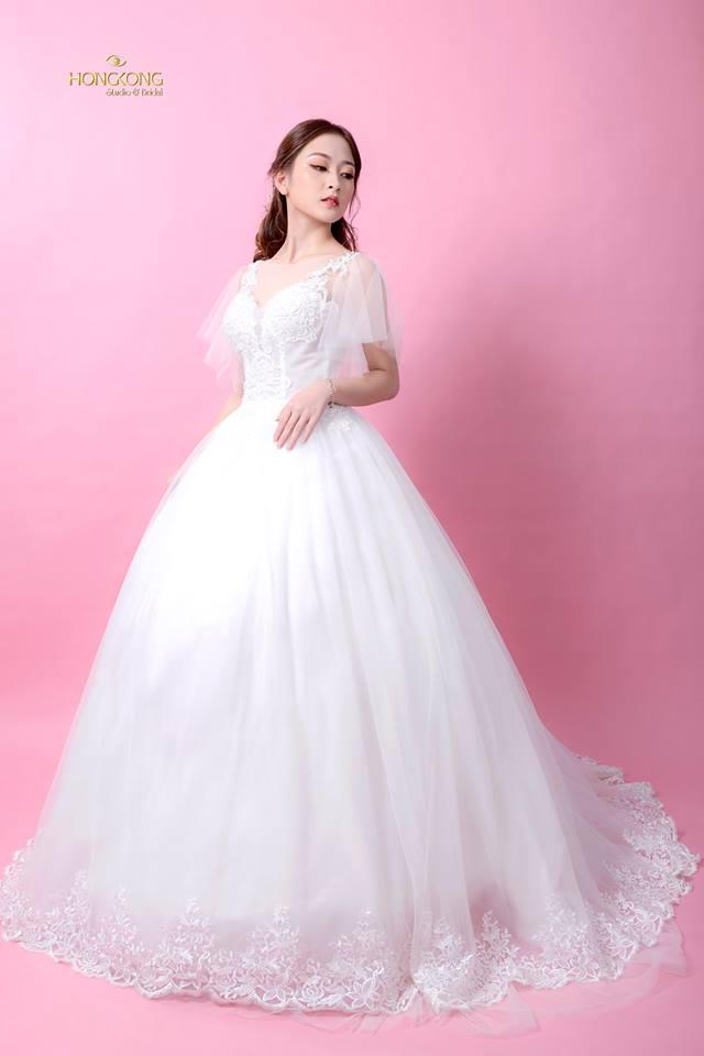 Mẫu váy 2018 số 19