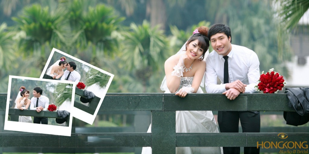 chụp ảnh cưới ở bảo tàng dân tộc học