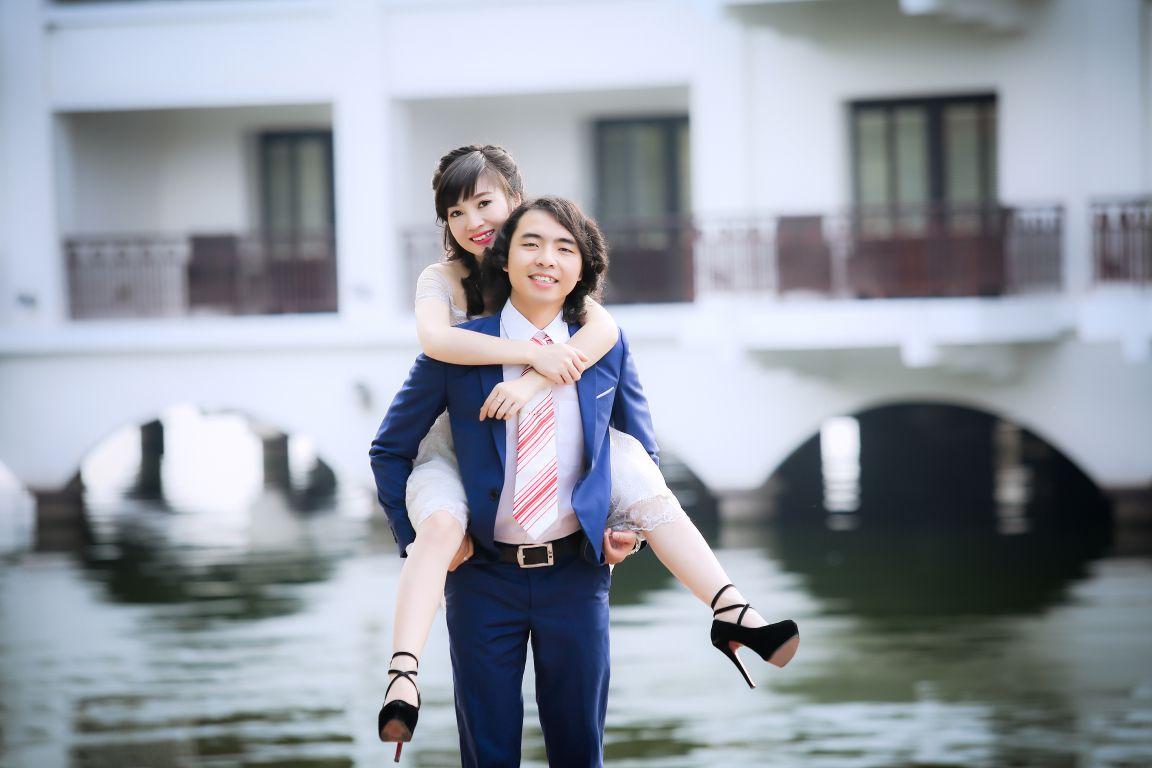 Album chụp ảnh cưới tại Hà Nội Intercontinental