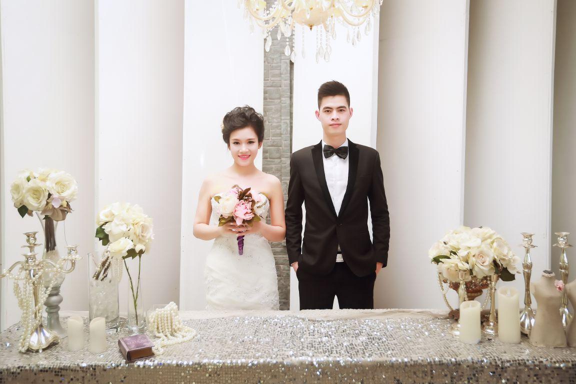 Chụp ảnh cưới tại Soft Water