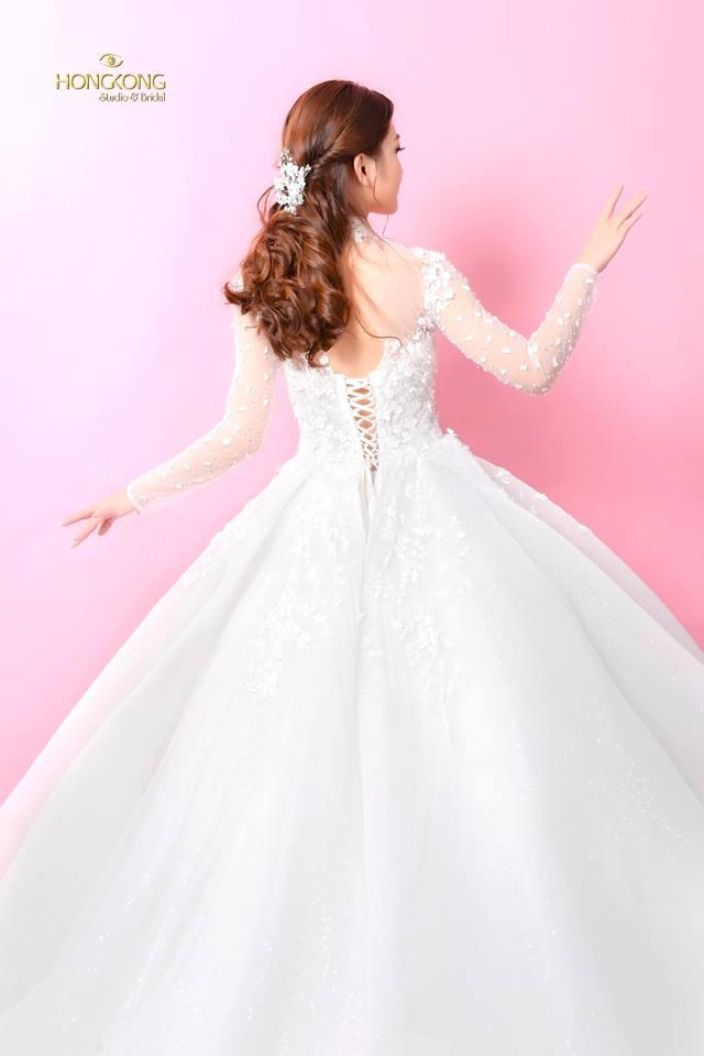Mẫu váy 2018 số 22