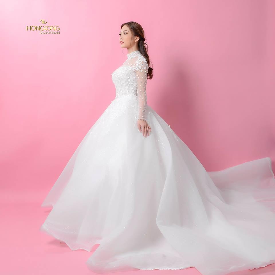 Mẫu váy 2018 số 24