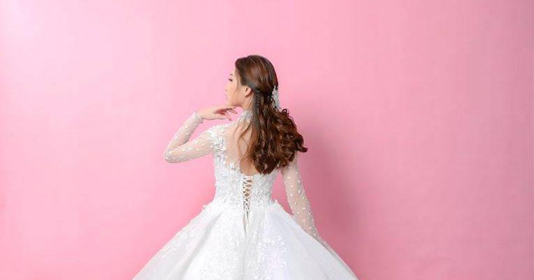 váy cưới 2018 số 3