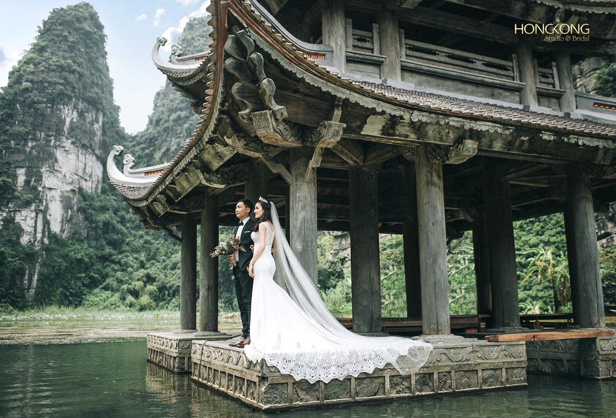 Ảnh 15 Rất nhiều góc ảnh đẹp dành cho cô dâu - chú rể tại Thủy Đình