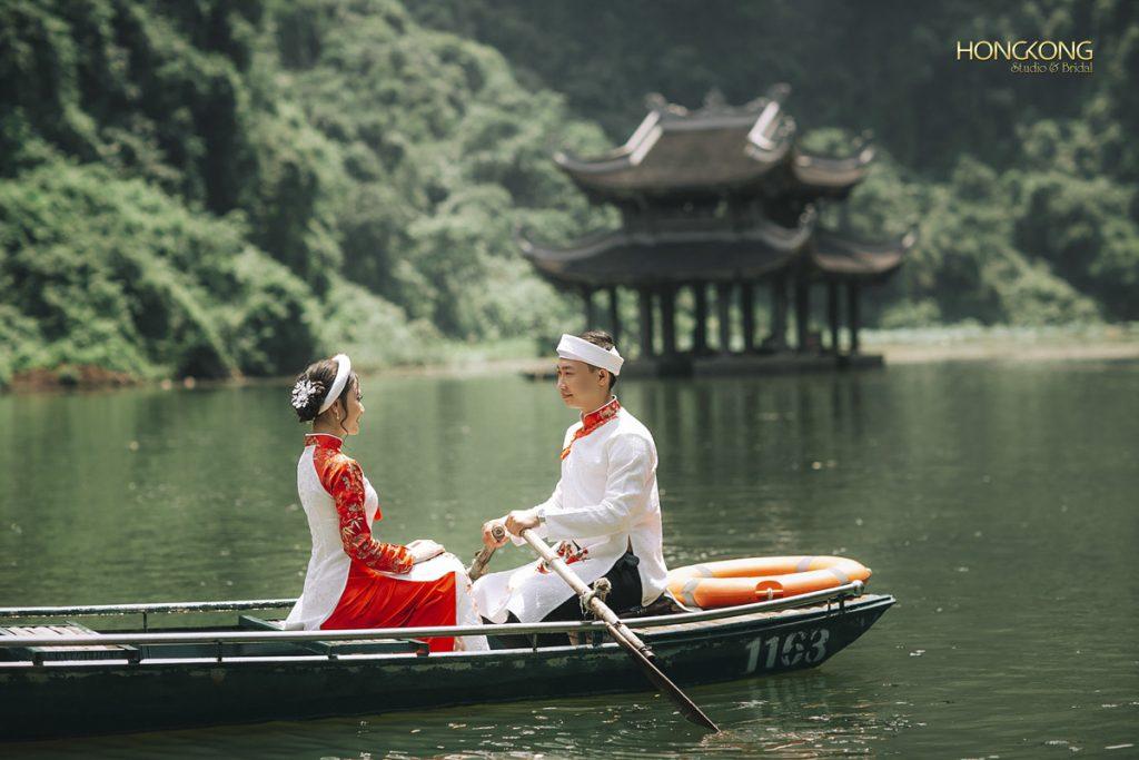 Ảnh 20 [REVIEW] Địa điểm chụp ảnh cưới ngoại cảnh đẹp - Cố đô Ninh Bình