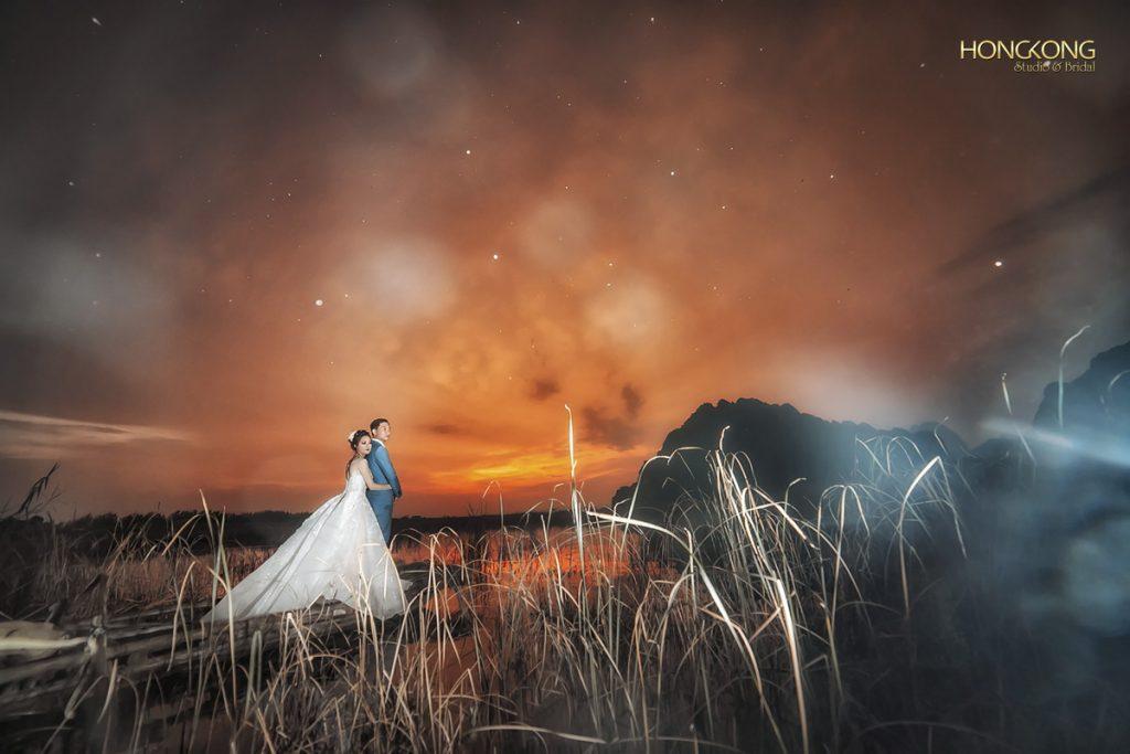 Ảnh 7 Hoàng hôn rực lửa và đẹp tuyệt ở Đầm Vân Long