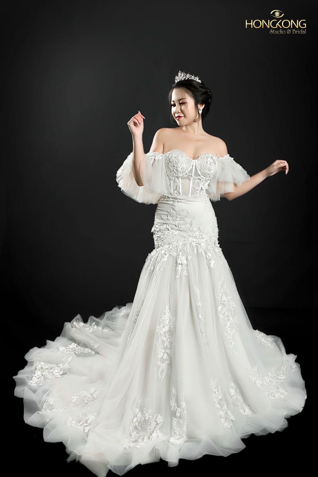 chọn váy cưới đẹp - ảnh thêm 2