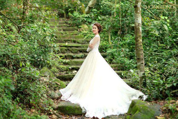 chọn váy cưới đẹp - ảnh thêm 3