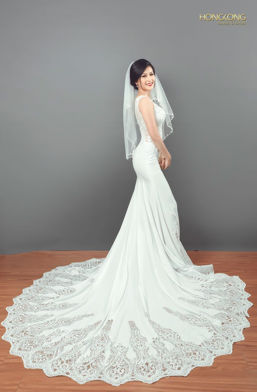 chọn váy cưới đẹp dáng đồng hồ cát 1