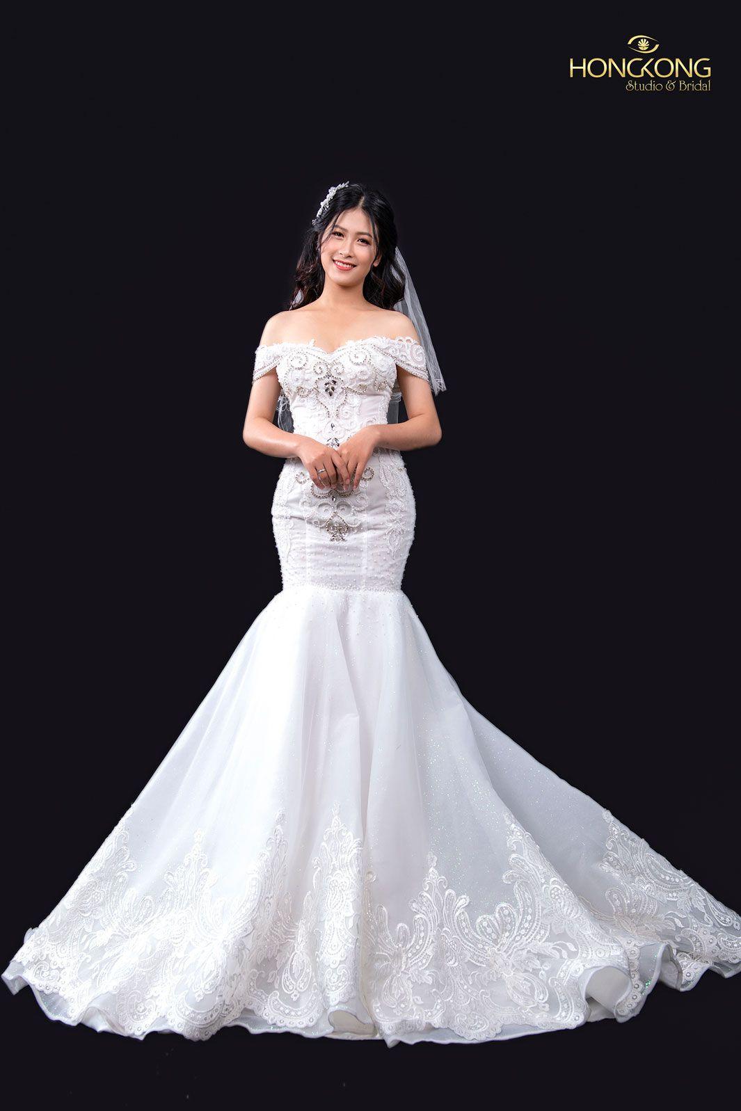 chọn váy cưới đẹp dáng đồng hồ cát 2