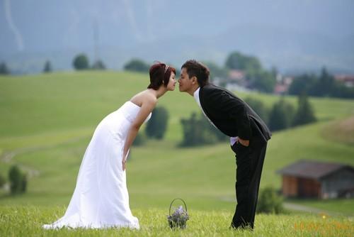 Chụp ảnh cưới Ngoại Thành