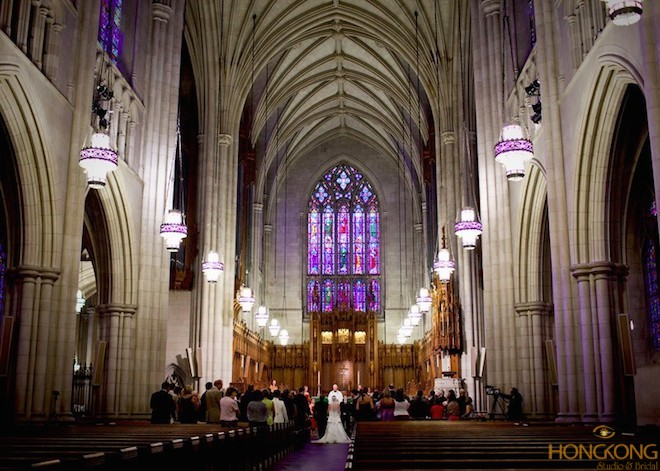 chụp ảnh cưới nhà thờ lớn
