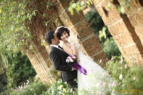 chụp ảnh cưới ecopark