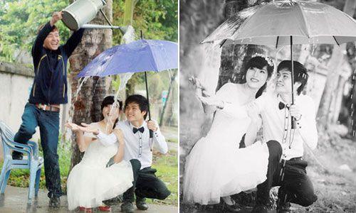 chụp ảnh cưới