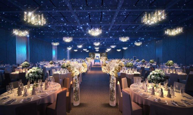 Để có một tiệc cưới đẹp