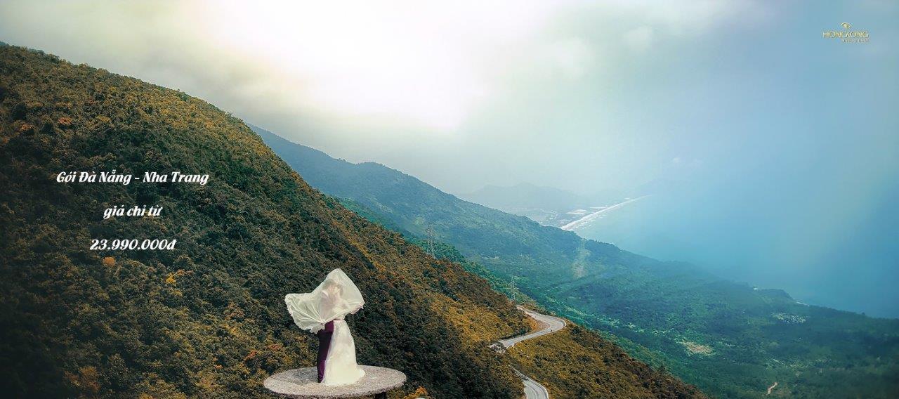Gói chụp xa tại Đà Nẵng - Nha Trang