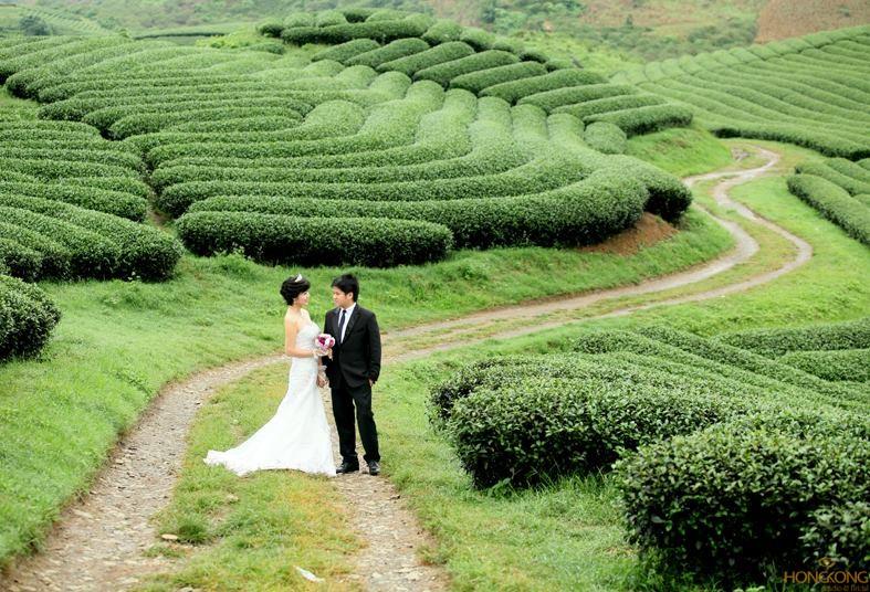 chụp ảnh cưới mộc châu