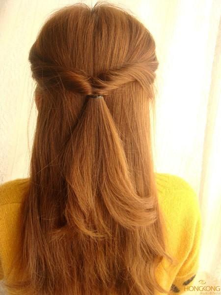 làm tóc cô dâu