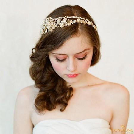 phụ kiện tóc cô dâu