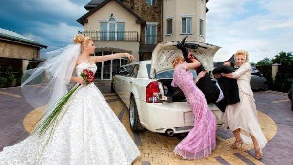 Chụp ảnh ngày cưới