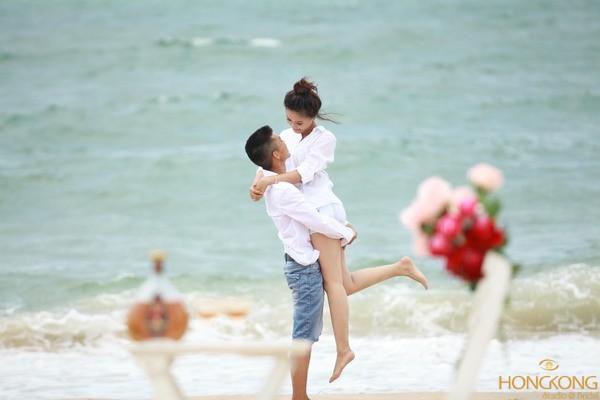 chụp ảnh cưới mùa hè